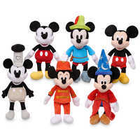 Image of Mickey The True Original Plush Set - Mickey Through the Years - Small # 1