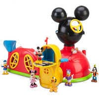 Image of Mickey Mouse Clubhouse Deluxe Playset # 3