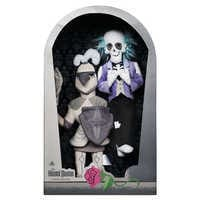 Image of Master Gracey and Knight Plush Set - The Haunted Mansion - Limited Release # 2