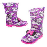 Image of Minnie Mouse Rain Boots for Kids # 3