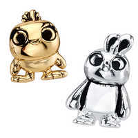 Image of Ducky and Bunny Post Earrings - Toy Story 4 # 1
