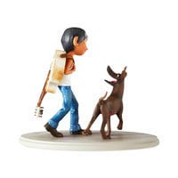 Image of Miguel and Dante Figure Set by Enesco - Coco # 5