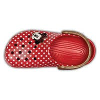 Image of Minnie Mouse Classic Clogs for Women by Crocs # 4