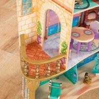 Ariel Land to Sea Castle Dollhouse by KidKraft
