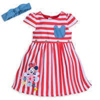 Image of Minnie Mouse Dress Set for Baby # 1
