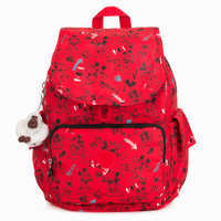 Image of Mickey Mouse Sketch Art Backpack by Kipling # 1