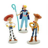 Image of Toy Story 4 Deluxe Figure Set # 2