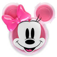 Image of Minnie Mouse Plate and Lid - Disney Eats # 3