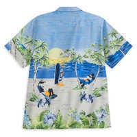 Image of Mickey Mouse and Friends Silk Shirt for Men by Tommy Bahama # 3