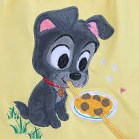 Image of Lady and the Tramp Dress for Girls - Disney Furrytale friends # 4
