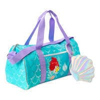 Image of Ariel and Flounder Duffle Bag for Kids - The Little Mermaid # 3