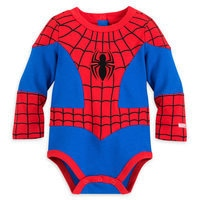 Image of Spider-Man Costume Bodysuit for Baby # 3