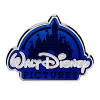 Image of Walt Disney Pictures Logo Pin # 1