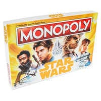Image of Solo: A Star Wars Story Monopoly Game # 4