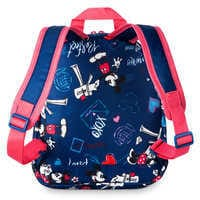 Image of Mickey and Minnie Mouse Sweethearts Backpack - Small # 2