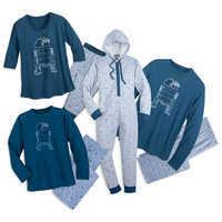 Image of R2-D2 Family Sleepwear Collection - Munki Munki # 1