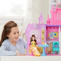 Image of Disney Princess Pop-Up Palace Playset by Hasbro # 7