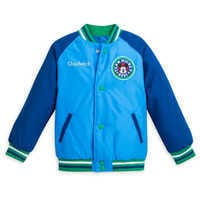 Image of Mickey Mouse Varsity Jacket for Boys - Personalizable # 1