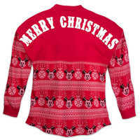 Image of Mickey Mouse Holiday Spirit Jersey for Adults # 3