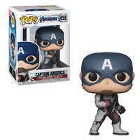 Image of Captain America Pop! Vinyl Bobble-Head Figure by Funko - Marvel's Avengers: Endgame # 1