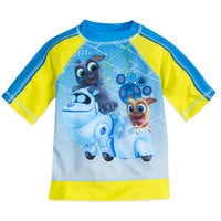 Puppy Dog Pals Rash Guard for Boys
