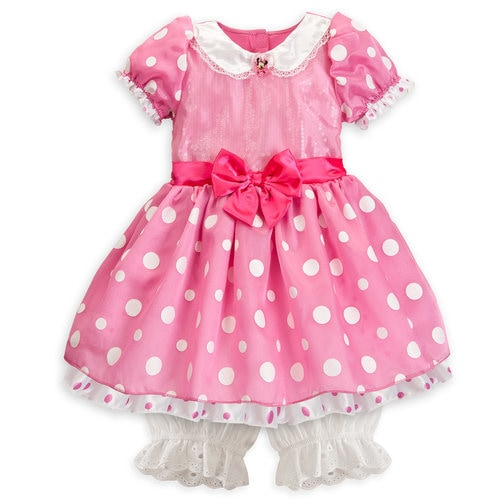 Minnie Mouse Costume for Kids ? Pink