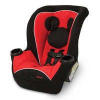 Image of Mickey Mouse Convertible Car Seat # 1