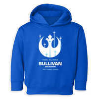 Image of Toddlers' Star Wars Squadron Pullover Hoodie - Walt Disney World - Customized # 1