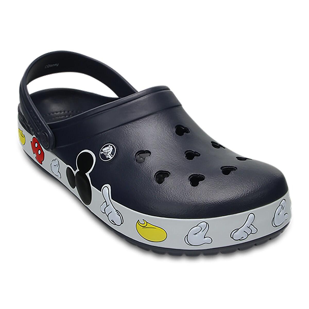 f0b7e9b71e77 Product Image of Mickey Mouse Crocs™ Clogs for Men   1