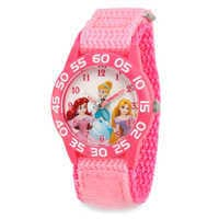 Image of Disney Princess Time Teacher Watch - Kids # 1