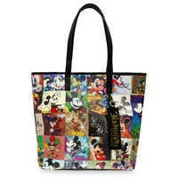 Image of Mickey Mouse ''Celebration of the Mouse'' Tote Bag # 1