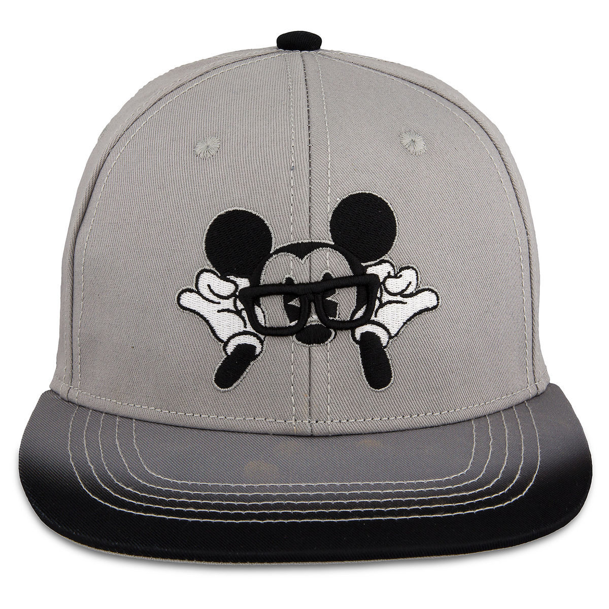 Product Image of Mickey Mouse Timeless Hipster Baseball Hat for Adults   1 c02068be55f