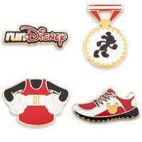 Image of Mickey Mouse runDisney Pin Set # 2