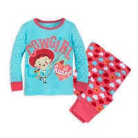 Image of Jessie PJ PALS Set for Baby # 1