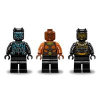 Rhino Face-Off by the Mine Playset by LEGO - Black Panther