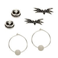 Jack Skellington Earring Set