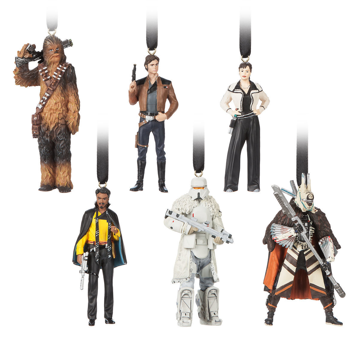 Solo: A Star Wars Story Ornament Set - Limited Edition