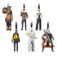 Image of Solo: A Star Wars Story Ornament Set - Limited Edition # 1