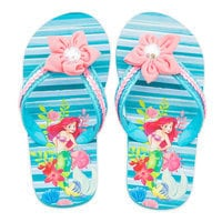 Image of Ariel Flip Flops for Kids # 2