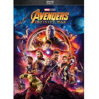 Image of Marvel's Avengers: Infinity War DVD # 1