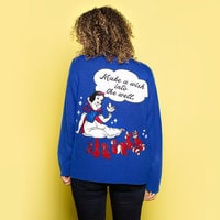 Snow White Cardigan for Adults by Cakeworthy