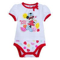 Image of Minnie Mouse Bodysuit for Baby # 1