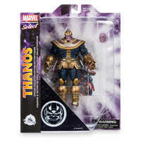 Image of Thanos Action Figure by Marvel Select - 7'' # 11