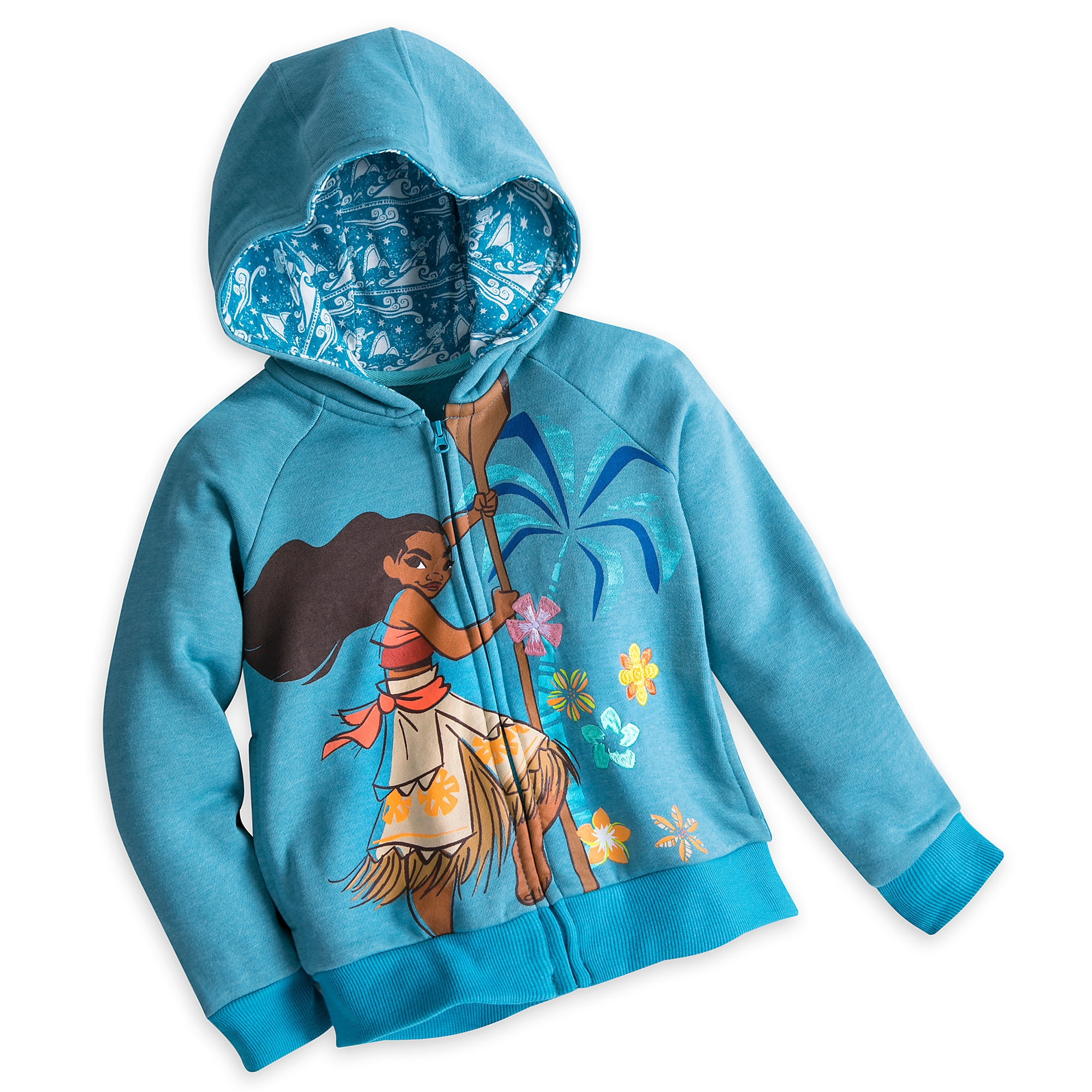 Moana Hoodie for Girls
