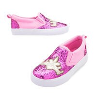 Image of Disney Princess Slip-On Sneakers for Girls # 1