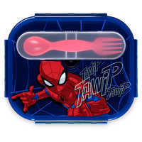 Image of Spider-Man Food Storage Container - Disney Eats # 3