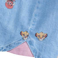 Image of The Lion King Chambray Shirt for Men # 6