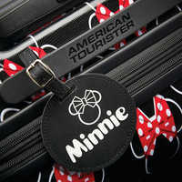 Image of Minnie Mouse Bows Rolling Luggage by American Tourister - Small # 6