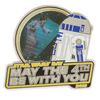 Image of R2-D2 May the 4th Be With You Pin - Limited Release # 1