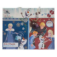 Image of Frozen Two-Sided Puzzle - 32 Pieces # 2